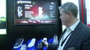 Scala demo's Lift and Learn Retail Adidas Wall at ISE 2015