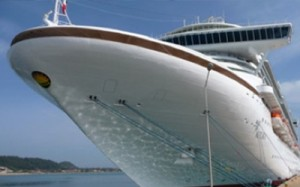 Azura Cruise Ship Digital Display