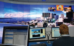 christie corporate digital display