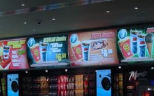 Berkley Cinemas Digital Signage