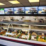 Restaurant Digital Menu Board