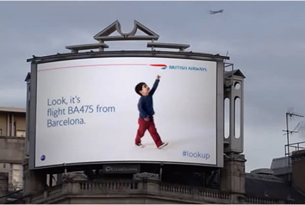 Cannes Winning British Airways Ad Powered by Scala