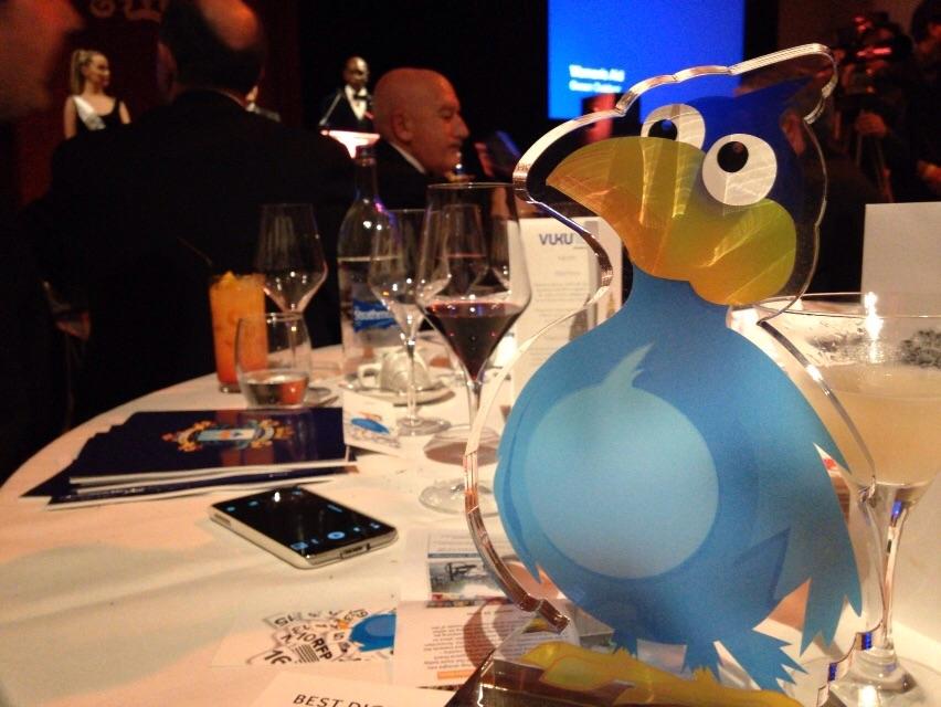 Scala 代理店が2015年度のDailyDOOH主催 Gala アワードに選ばれました