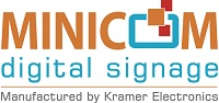 Minicom Kramer Digital Signage
