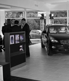 Unrestricted brand exploration became the guiding principle for the development of the Infiniti digital showroom and i-view platform.