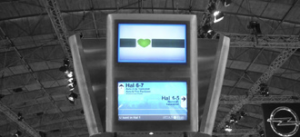 Amsterdam RAI turned to digital signage provider QYN to develop an enhanced way-finding system for visitors.