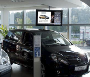 Chekhov Auto appointed Dismart to create their digital signage network after they recognized a need to engage, educate and excite customers visiting their dealerships.