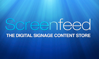 Screen Feed Logo