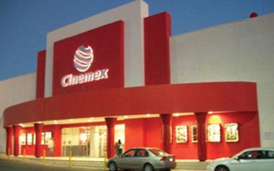 Cinemex Digital Signage