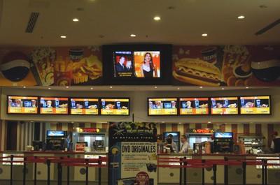 cinema digital signage