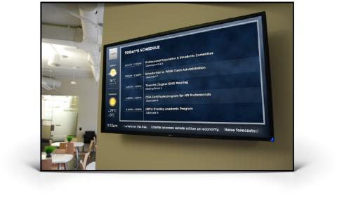 HRPA Chooses Dot2Dot, Clearview for Digital Solutions – Digital Signage Connection