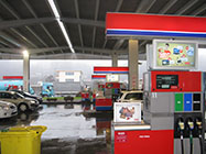400 Screen Scala powered Digital Communication Network raises Sales at Slovenian Petrol Stations