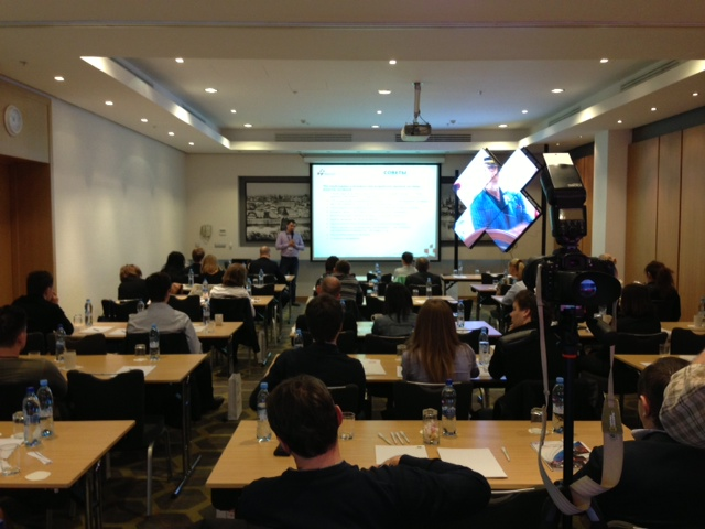 Innovative Projects Presented at Digital Communication Conference Moscow