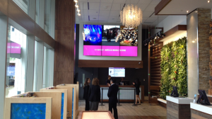 Tourism Vancouver Video Wall Installation