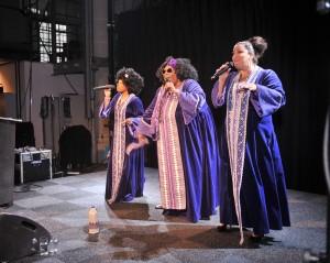 gospel singers