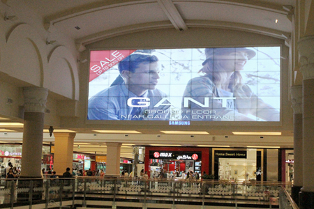 Video Wall at Mall of the Emirates – AV Network