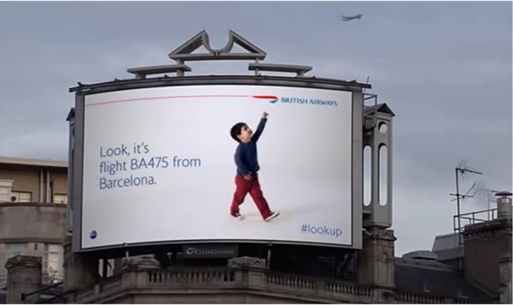 Cannes Winning British Airways Ad Powered by Scala
