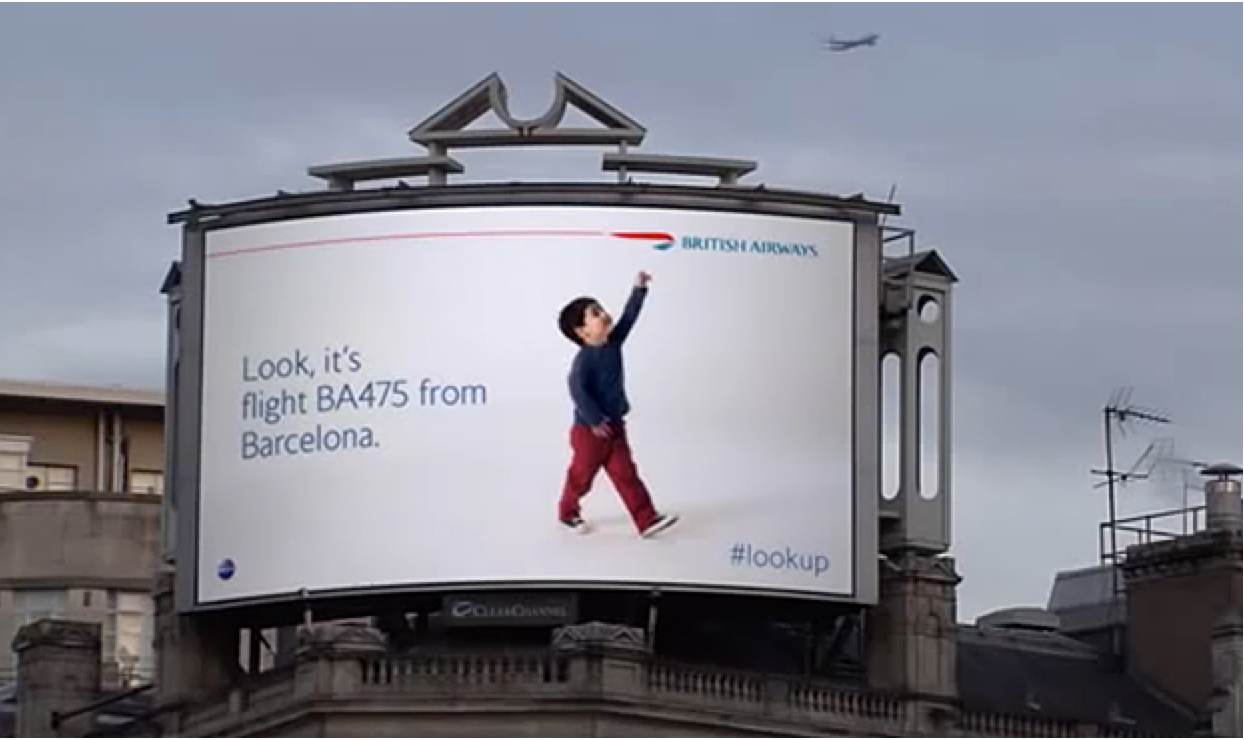 Scala Powers British Airways Ad Scala Digital Signage