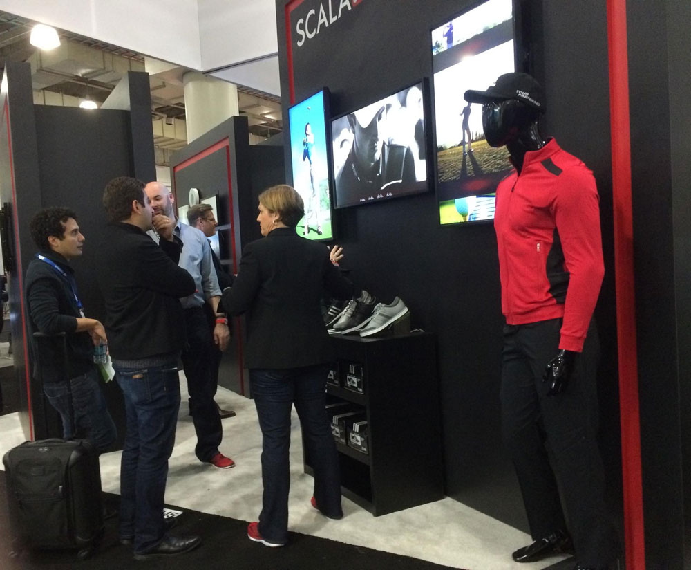 ScalaBooth@NRF2015 Lift and Learn Solution | Scala Digital