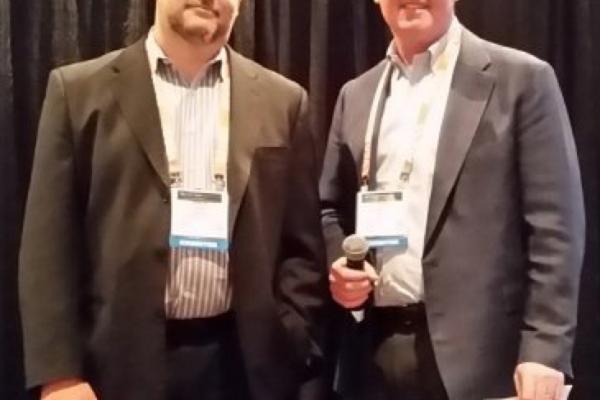 PRI Retail Forum: Steve Parris, Sr Retail Innovation Mgr., Tom Nix, CEO, Scala