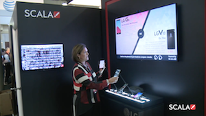 Lift & Learn Interactive Retail Experience | Scala Digital