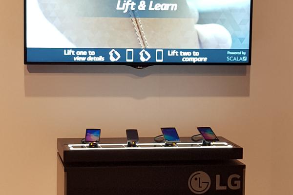 LG LiftnLearn