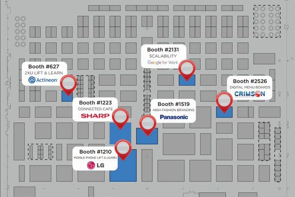 Scala Featured in Six Partner Booths at DSE 2016