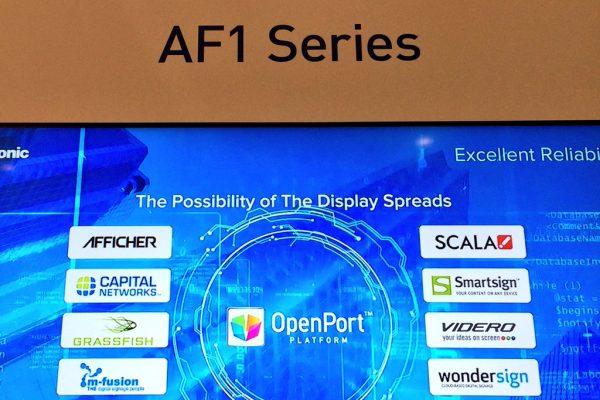 Panasonic AF1 Series