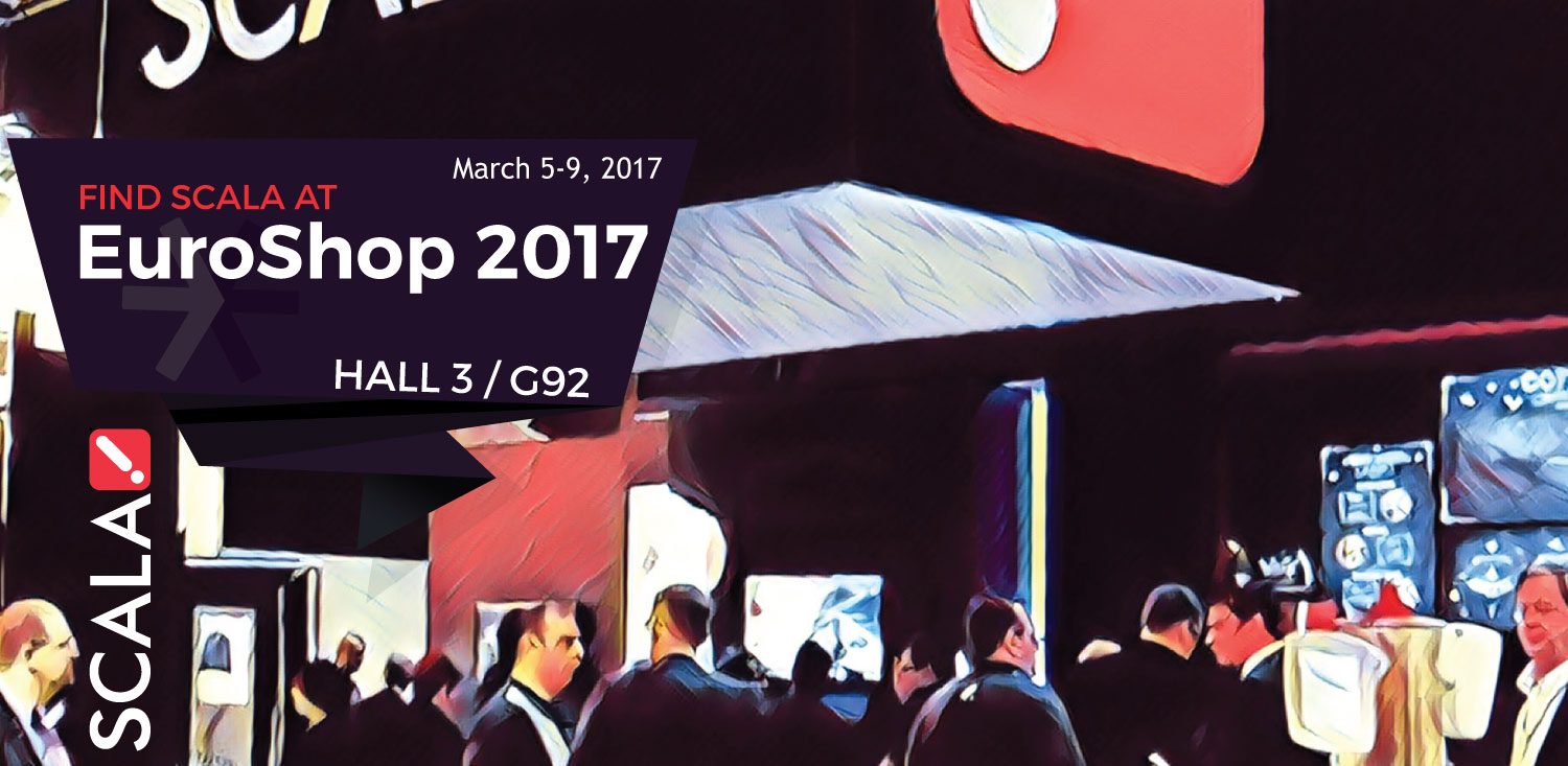 EuroShop 2017 &#8211; Mar 5-9, 2017<br>Hall 3 / G92